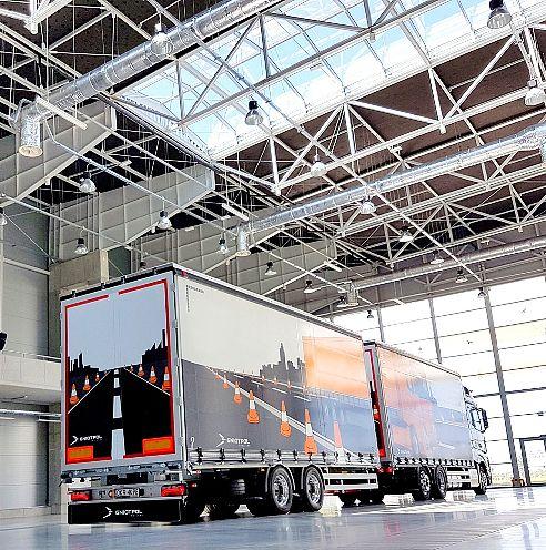 Wersje naczep oraz przyczep do samochodów ciężarowych